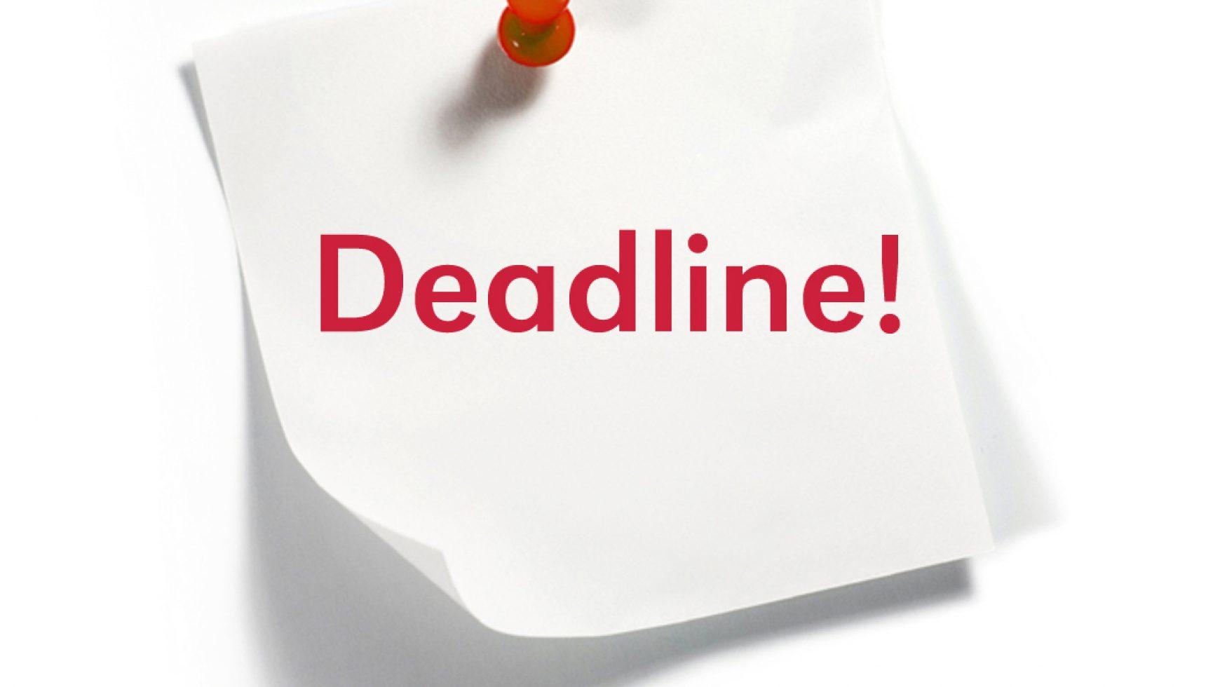 Iowa C.O.P.S. Scholarship Application Deadline